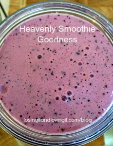 Heavenly Smoothie Goodness