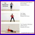FitnessGlo Online Fitness Program/Classes