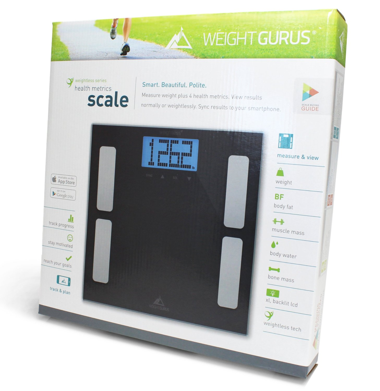 Weight Gurus Scale