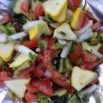 Grilled Veggies Recipe in Foil