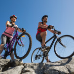 How to Stay Fit on a Mountain Bike