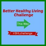 Better Healthy Living Challenge 2015