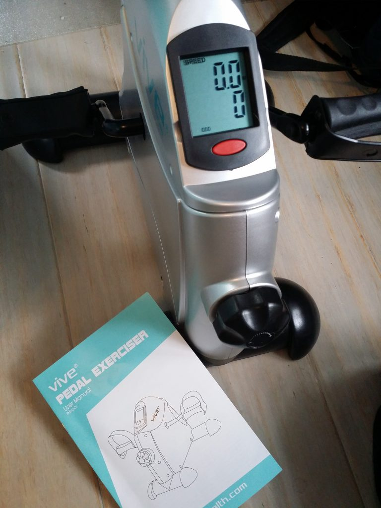 Vive Health Pedal Exerciser