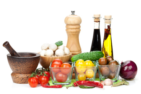 Healthy Cooking Ingredients