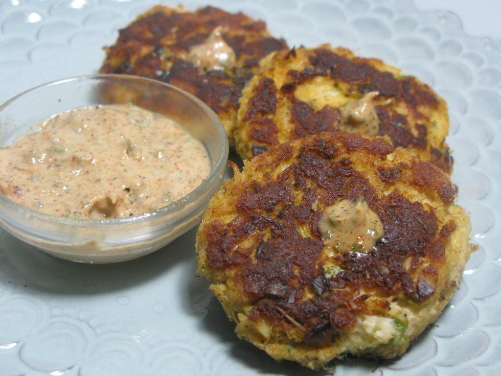 Paleo Crab Cakes Recipe