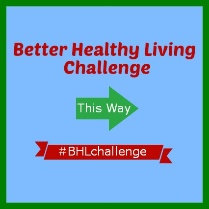 Better Healthy Living Challenge