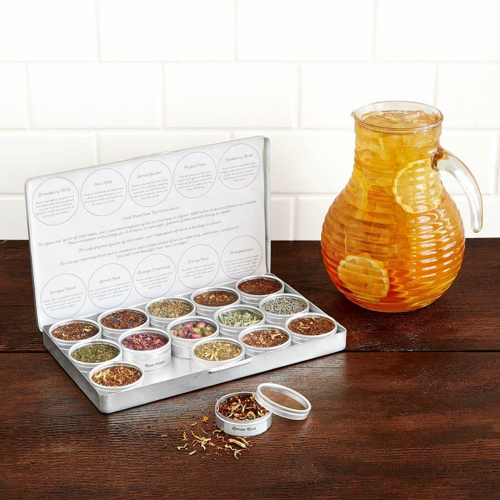 Cold Brew Herbal Tea Kit