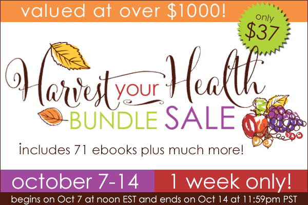 Harvest Your Health Bundle Sale