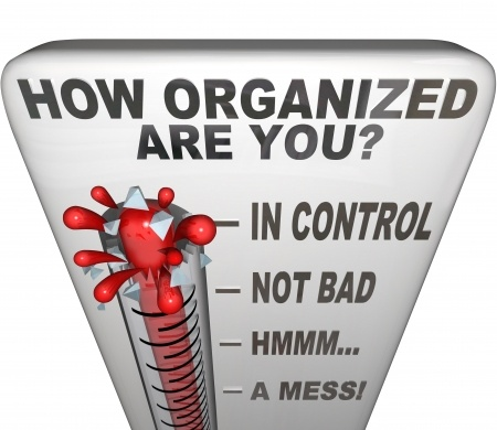 Organize and Simplify