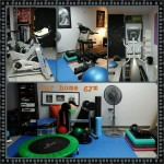 The Home Gym: Rearranged