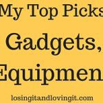 My Top Picks for Fitness Gadgets, Gear & Equipment