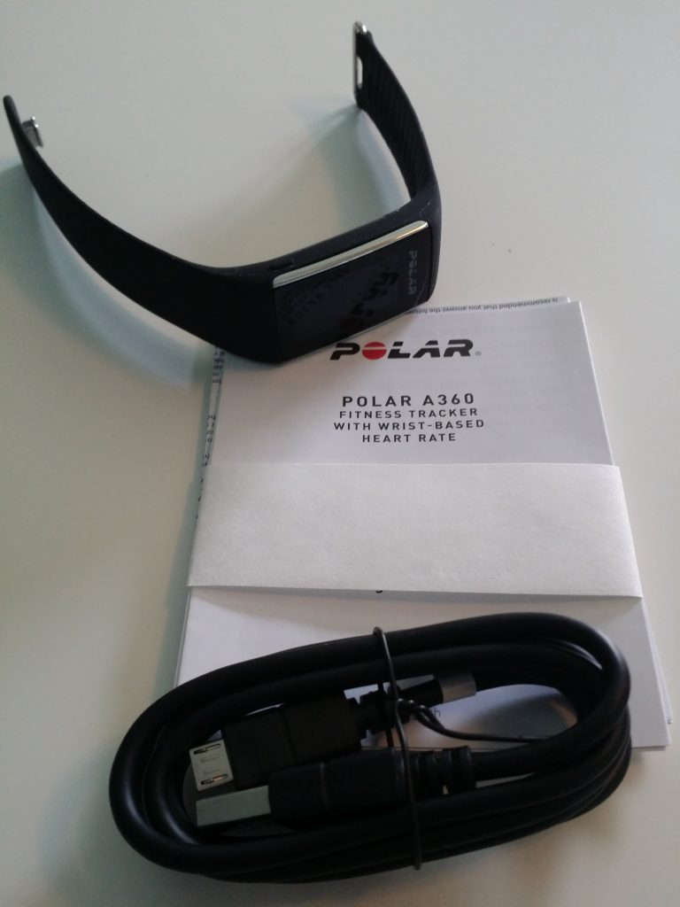My Polar A360 Fitness Tracker Plus Accessory