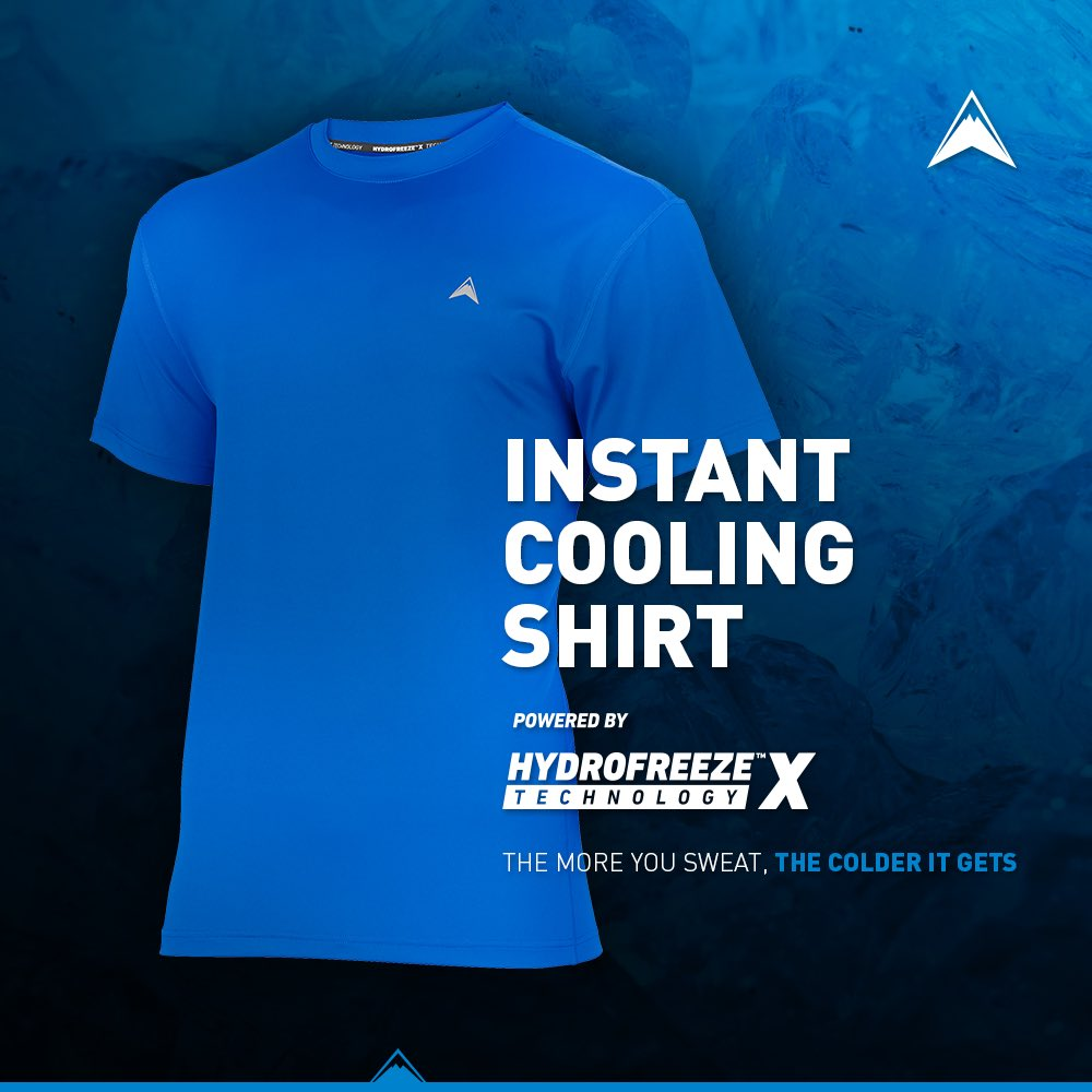 Arctic Cool Instant Cooling Shirt