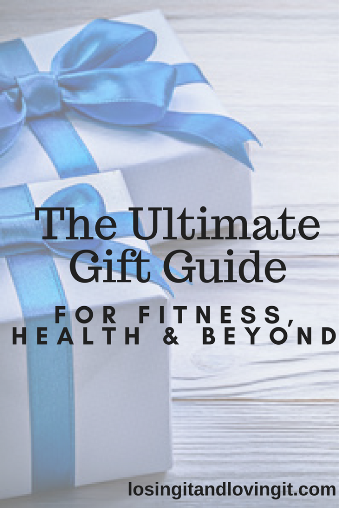 Ultimate gift guide for fitness buffs to health nuts. See some of my favorites and find out how you can earn for many of your own online purchases.