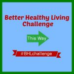 2017 Better Healthy Living Challenge