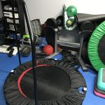Bounce off the Pounds: Benefits of Mini Trampolines/Exercise Rebounders