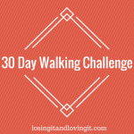 April Step Walking Challenge – Let's Do This!